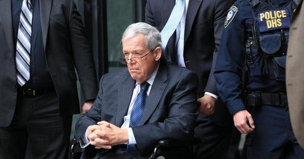 Narro Reading of Former House Speaker Sentenced to Prison for Covering Up His 'Serial Child Molestation' The legacy we leave to our future generations. Let's be the change and make the world a better place!
