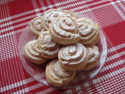 TraRita sütödéje és egyéb munkái : Habos kókuszos csiga