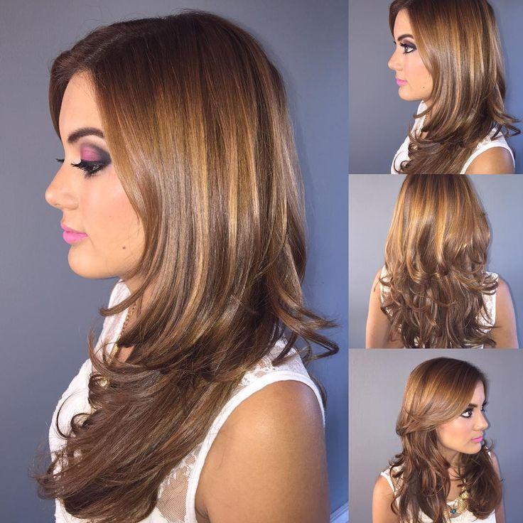 De Todo Un Poco — CARLOS HERRERA #salon de belleza #corte #peinado...