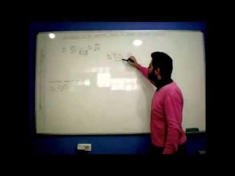 2. Vídeo explicativo sobre el cálculo de límites de aplicando la regla de L'Hopital
