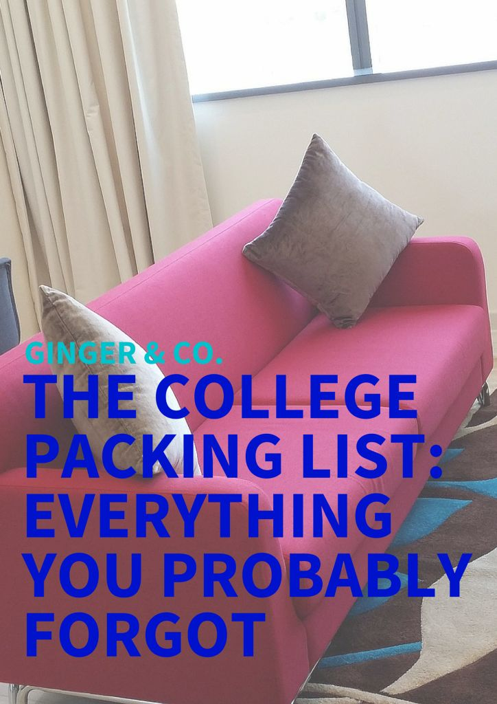 COLLEGE PACKING LIST-2