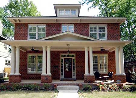 Plan 30702GD: Classic Traditional Home Plan