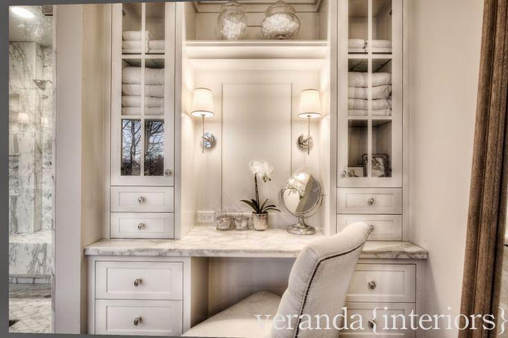 veranda interiors: Our Home {Master Bathroom}