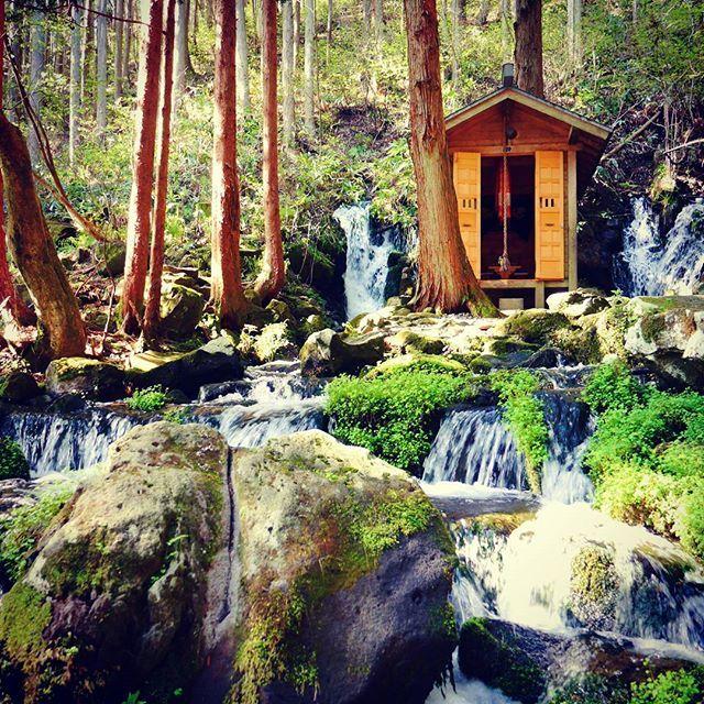 【ly0chin_de】さんのInstagramをピンしています。 《鳥海山から湧き出る水は本当においしく、水を汲んでいく人々が絶えません #山形県 #遊佐町 #遊佐 #胴腹滝 #鳥海山 #湧き水 #マイナスイオン #自然 #森 #旅 #一人旅 #写真 #日本 #アジア #yamagata #yusa #doharataki  #countryside #chokaisan #mountain #nature #forest #springwater #water #waterfall #holy #travel #japan #asia #photo》