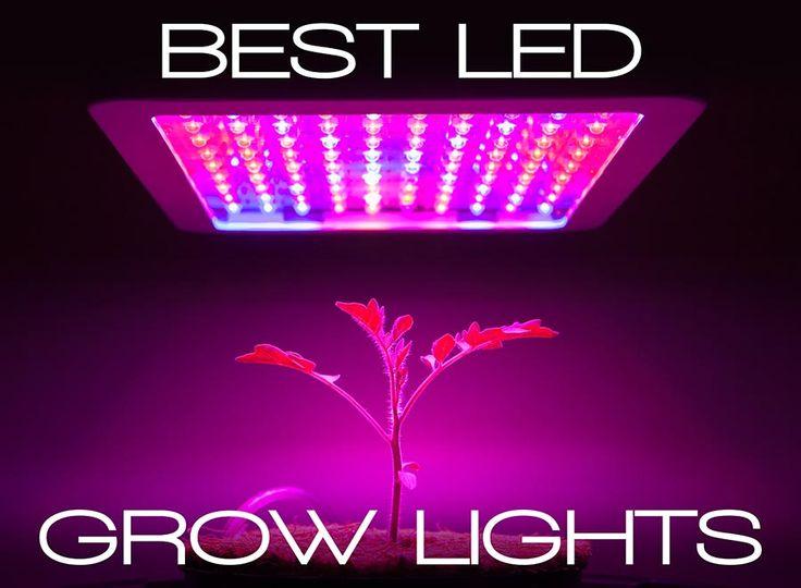 best 25 best led grow lights ideas on pinterest grow. Black Bedroom Furniture Sets. Home Design Ideas