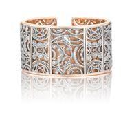 Tacori 18k - White Gold Diamond Bracelets #ArthursJewelers
