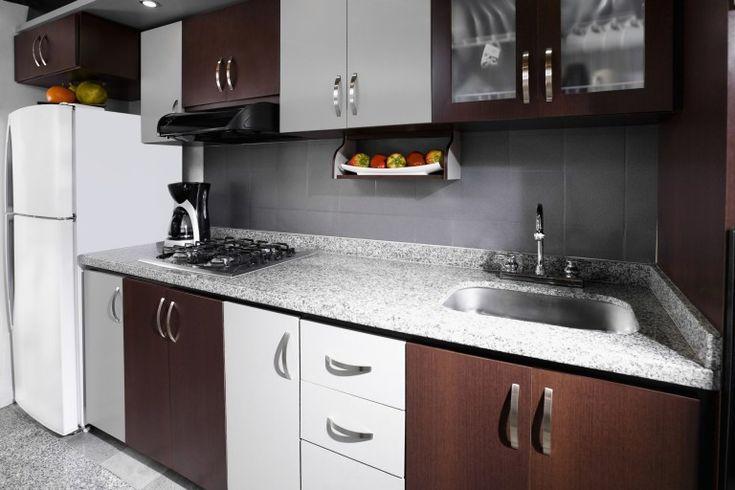 Nagy ötletek kis konyhákba