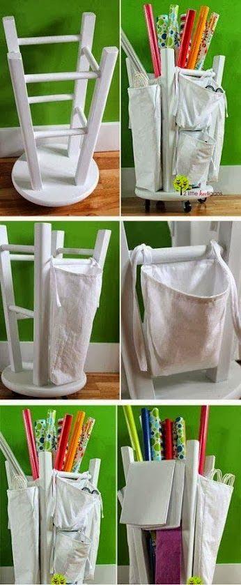 17 best images about reciclados on pinterest mesas - Reciclaje manualidades decoracion ...