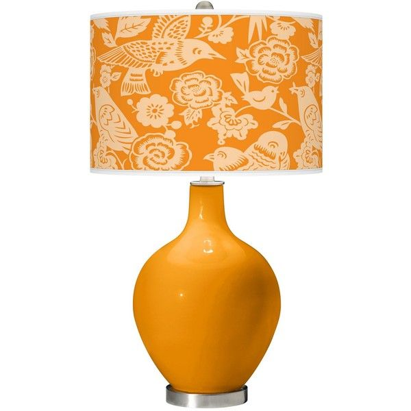 Best 25+ Orange table lamps ideas on Pinterest | Orange lamps ...