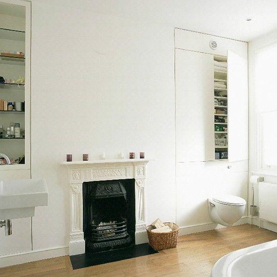 Modernes viktorianisches Badezimmer Wohnideen Badezimmer Living Ideas Bathroom