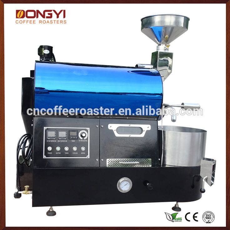 Hot sale 3kg Coffee bean roaster with data logger