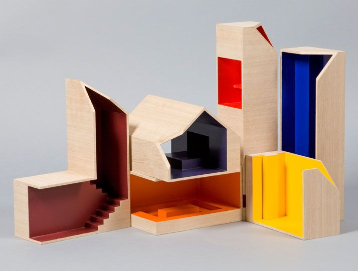 A Dolls' House Project: Contemporary Architecture To Play With | Yatzer