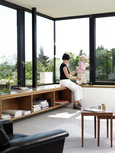 Wettbewerb Haus Des Jahres 2009 5 Platz In 2019 Sitzfenster