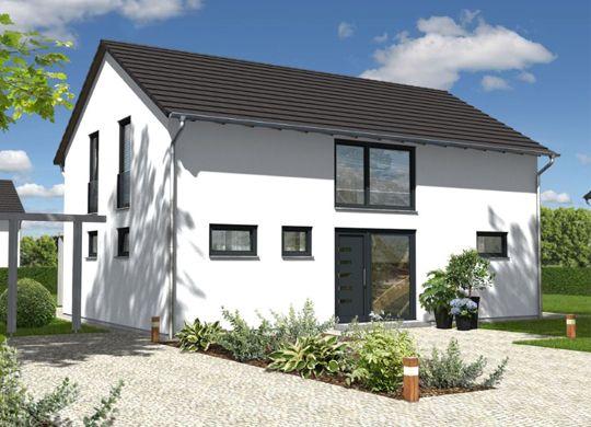 91 best Massivhäuser - Hausserie XL\/XXL images on Pinterest - landhaus modern