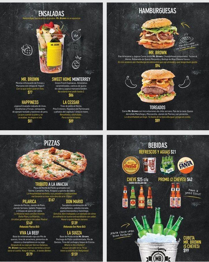 Image Result For Tv Menus Design Food Menu Design Menu Design Food Menu