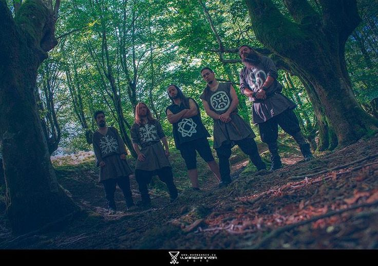 "INCURSED • Bilbao, Biscay • Basque Country • Epic Viking Metal • Album ""Amalur"" 2017"
