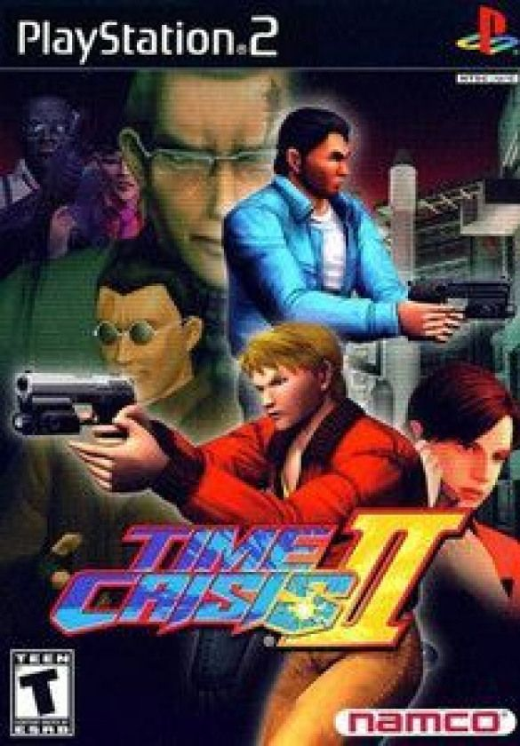 Time Crisis Ii Ps2 Game Videogamegenre Video Game Genre In