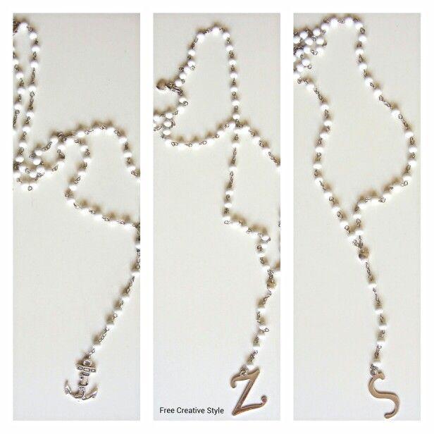 Tanti i modelli disponibili per le nuove collane rosario di tendenza per questa estate. Visita il mio blog. Link in Bio  #collana #rosario #handmade #madeinitaly #torino #jewellerydesign by #freecreativestyle