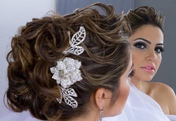 Penteados de Casamento para Cabelos Curtos – Penteados para Cabelo