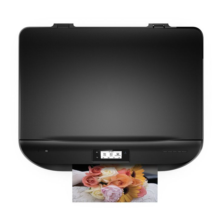 Learn to setup your printer using hp envy 4500 controle panel.