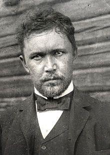 Eino Leino, a Finnish poet.