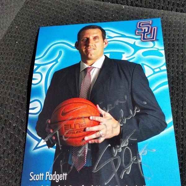 Twitter Scott Padgett