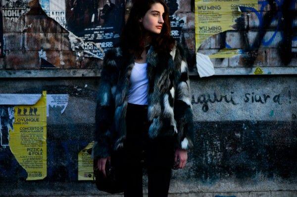 Ana Shelia | Milan via Le 21ème