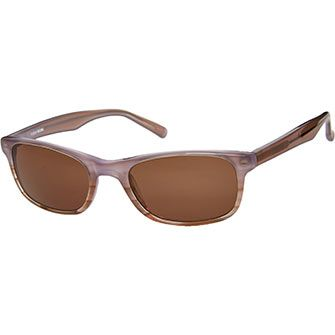 Vera Wang Light Grey Preppy Sunglasses
