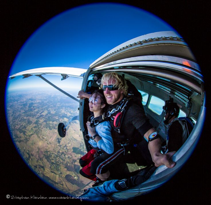 You can't turn back now… Our tandem skydiving instructors will be with you every step of the way on what will likely be the most amazing experience of your life. #SkydiveAustralia #tandemskydiving