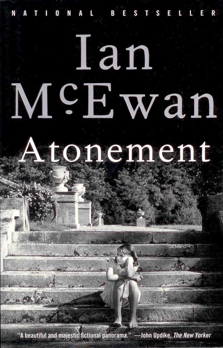 "<i><a href=""http://www.amazon.com/Atonement-Novel-Ian-McEwan/dp/038572179X"" target=""_blank"">Atonement</a></i> by Ian McEwan"
