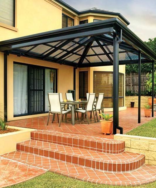 Inspiring Pergola Garage 6 Architectural Design Carport: Get Inspired By Photos Of Pergolas