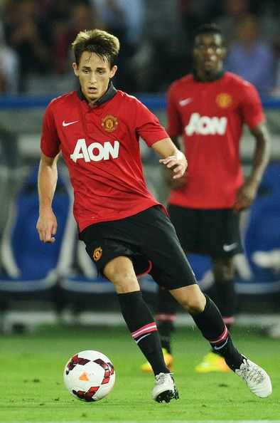 Adnan Januzaj -Manchester United....this young guy has amazing talent