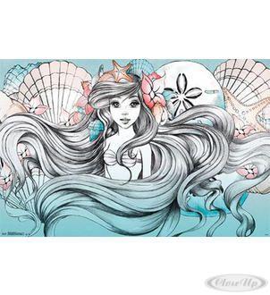 Arielle die Meerjungfrau Poster Land or Sea Hier bei www.closeup.de
