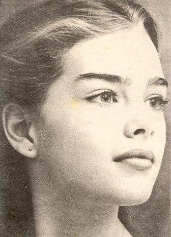 young brooke shields - Google-haku