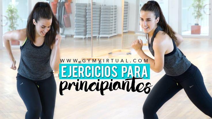 Rutina de ejercicios para principiantes