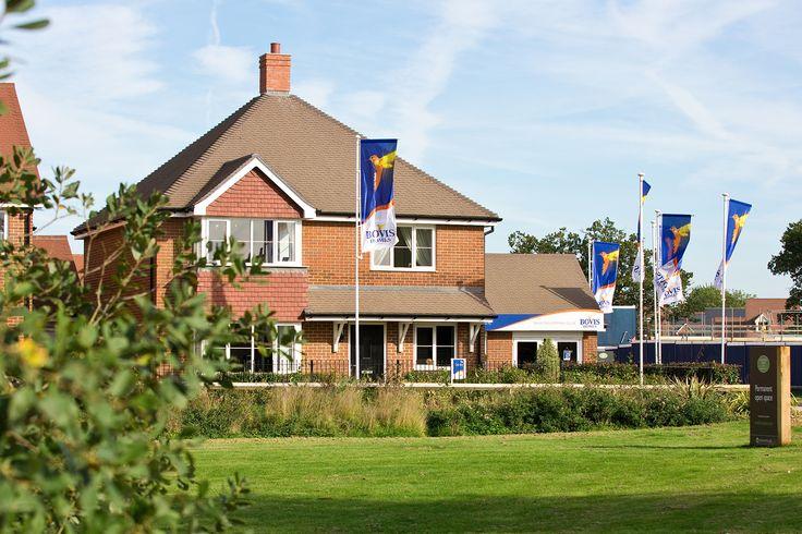 Wickhurst Green in Broadbridge Heath | Bovis Homes
