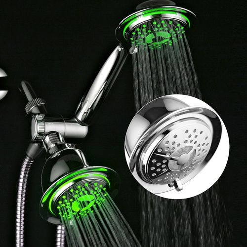 DreamSpa, HotelSpa, Hydroluxe, Aquagenix & AquaPalm shower heads, Three-Way Rainfall & Handheld Shower Combos & Shower Systems Free Shipping on orders $30+