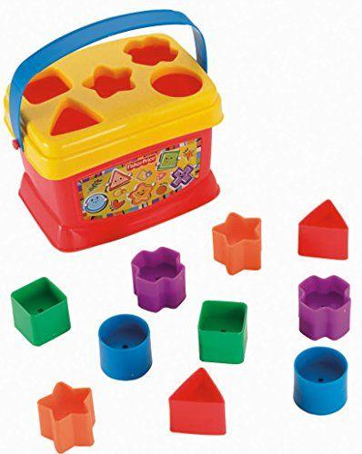 Fisher Price Brilliant Basics Baby S First Blocks Toys 4 My Kids Developmental Toys Fun Plastic Toys