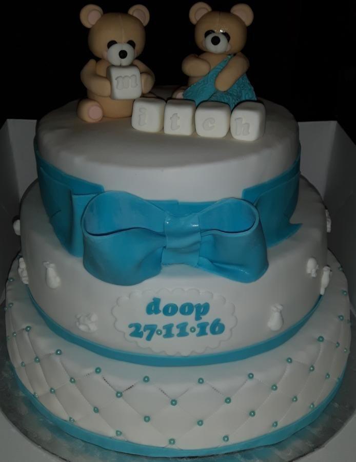 Christening cake. - Cake by Bianca
