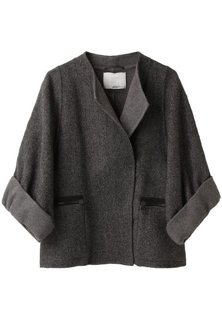 good grey jacket