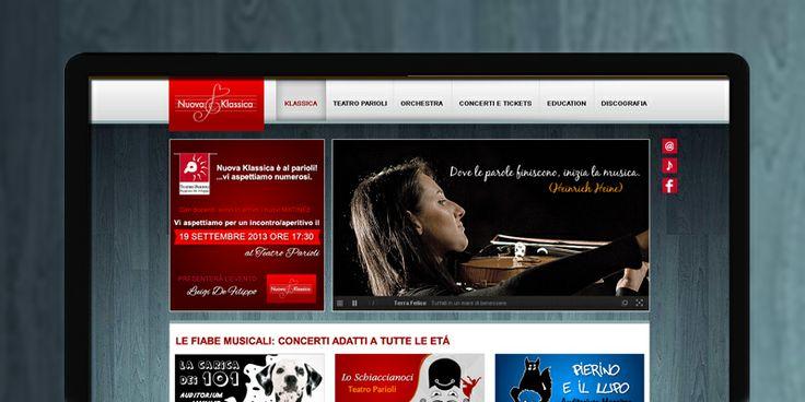 Home page Nuova Klassica