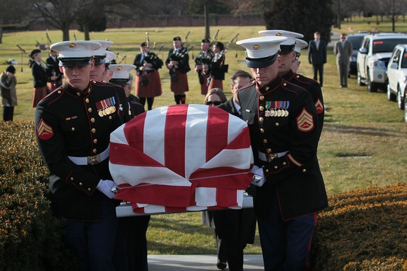 Marine Killed In Afghanistan Is Buried In Illinois ...