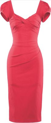 Little Red Dress from StopStaringClothing.com - I LOVE this site!