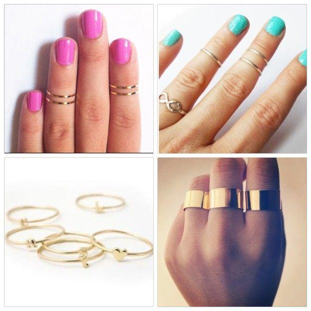 Ana, ¿qué me pongo? La estilista de las celebrities. - MOTIF y los anillos múltiples