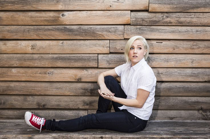 Hannah Hart Wants To Bring You Hope, Joy, And Gay Rom-Coms - BuzzFeed News