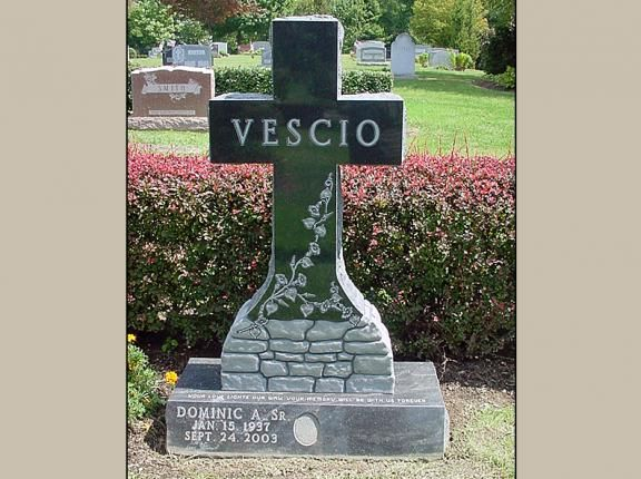 Cross Style Headstones For Sale in Pittsburgh