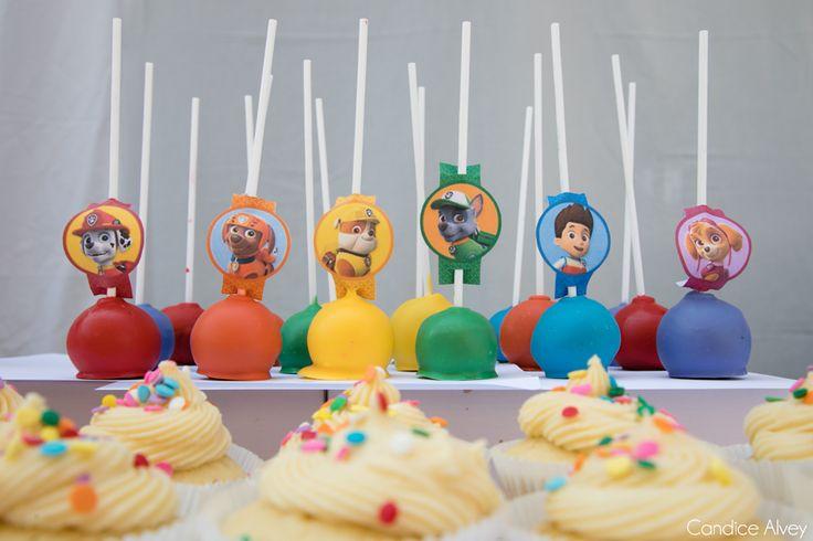 Cake Pops by UDezine Cakes #PawPatrol