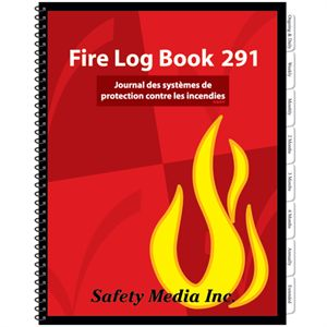 FIRE LOG BOOK 291 FRENCH