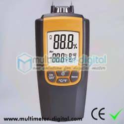 Alat Test Kadar Air Bahan Bangunan AMA-005 - Multi Meter Digital