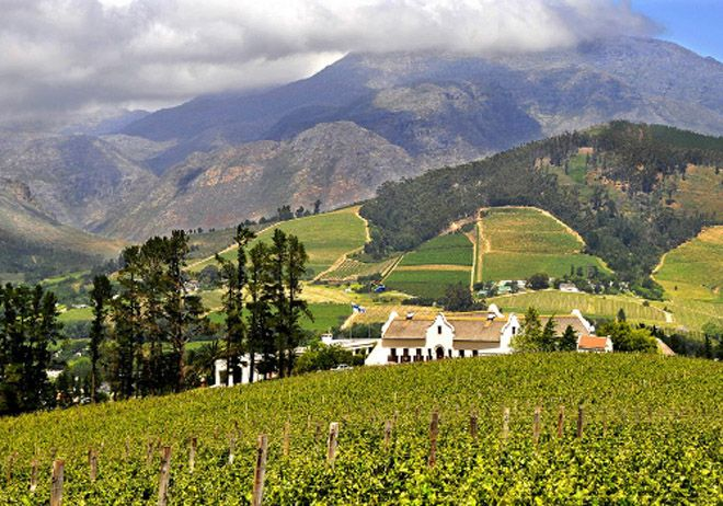 Cape Winelands. BelAfrique - Your Personal Travel Planner - www.belafrique.com